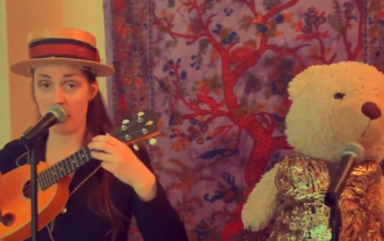 "Video Premiere: ""Time Killer"" by Rachel Bachman and the Better News Bears"