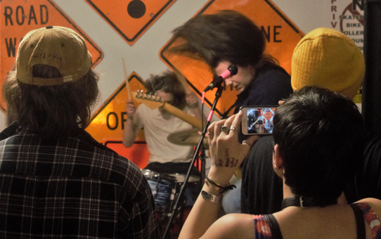 On Location: Carvist Release Show @ Khaos House, 2/1/19