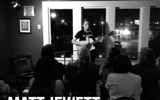 Album Review: Matt Jewett Live