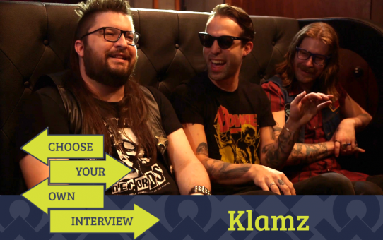 Choose Your Own Interview: Klamz