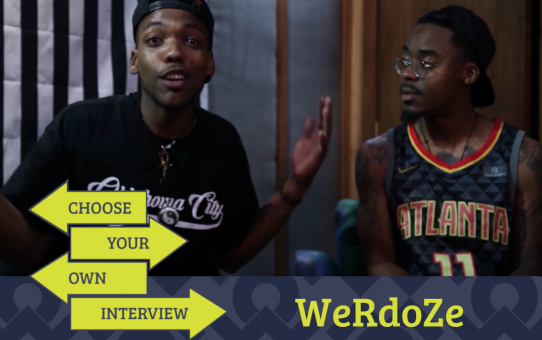Choose Your Own Interview: WeRdoZe